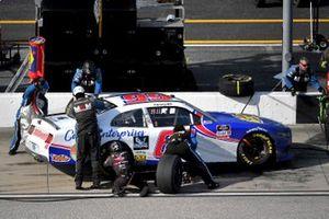 Timmy Hill, Motorsports Business Management, Toyota Supra Richardson Services, pit stop