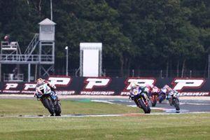 Michael van der Mark, BMW Motorrad WorldSBK Team, Andrea Locatelli, PATA Yamaha WorldSBK Team