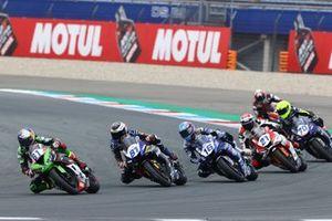 Can Oncu, Kawasaki Puccetti Racing, Manuel Gonzalez, Yamaha ParkinGO Team, Jules Cluzel, GMT94 Yamaha