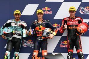Jaume Masia, Red Bull KTM Ajo, Dennis Foggia, Leopard Racing, Jeremy Alcoba, Team Gresini Moto3