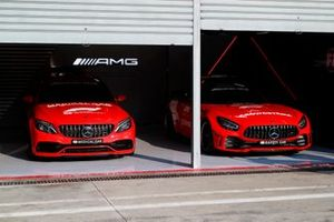 The Safety Car and the Medical Car