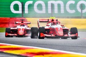 Arthur Leclerc, Prema Racing, Hitech Grand PrixDennis Hauger, Prema Racing
