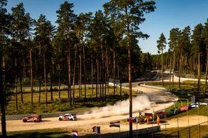 Juha Rytkönen, Ford Fiesta, Enzo Ide, KYB EKS JC Audi S1
