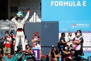 Vincitore della gara Lucas Di Grassi, Audi Sport ABT Schaeffler