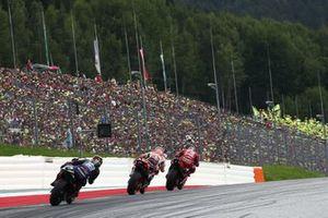 Francesco Bagnaia, Ducati Team Marc Marquez, Repsol Honda Team, Fabio Quartararo, Yamaha Factory Racing