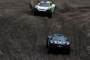 Molly Taylor, Johan Kristoffersson, Rosberg X Racing, Mikaela Ahlin-Kottulinsky, Kevin Hansen, JBXE Extreme-E Team