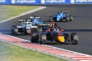 Jonny Edgar, Carlin, Laszlo Toth, Campos Racing