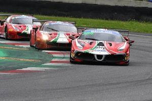 #304 AF Corse, Ferrari 488 Challenge Evo: Christian Brunsborg
