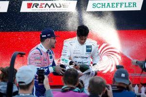 Podium : Maximilian Götz, Haupt Racing Team, Arjun Maini, GetSpeed Performance
