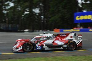 #20 High Class Racing Oreca 07 - Gibson LMP2, Dennis Andersen, Ricky Taylor, Marco Sørensen