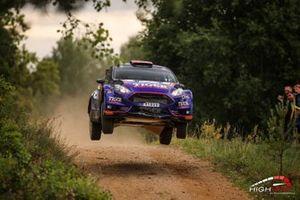 Tomasz Kasperczyk, Damian Syty, Ford Fiesta R5, RSMP, Rally Elektrenai