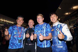 #11 PLANEX SMACAM RACING | Mika Hakkinen, Katsuaki Kubota, Hiroaki Ishiura