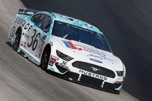 Matt Tifft, Front Row Motorsports, Ford Mustang Delaware Lottery/Surface