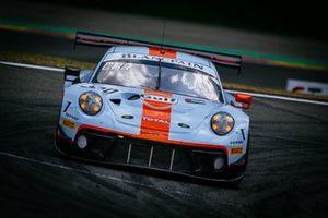 #20 GPX Racing Porsche 911 GT3 R: Кевин Эстре, Михаэль Кристенсен, Рихард Литц