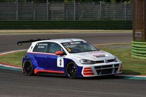 Gabbiani-Baldan, Pit Lane Competizioni, Volkswagen Golf GTI TCR DSG