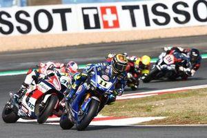 Sandro Cortese, GRT Yamaha WorldSBK, Leandro Mercado, Orelac Racing Team
