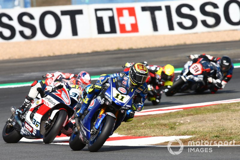 Sandro Cortese, GRT Yamaha WorldSBK, Leandro Mercado, Orelac Racing Team