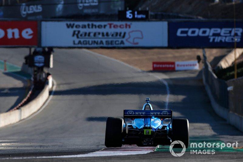#9: Laguna Seca Raceway - 118,969 mph