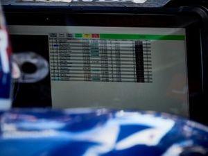 IndyCar-Zeitenliste
