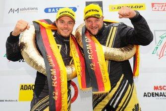 #10 Max Kruse Racing VW Golf GTi TCR: Benjamin Leuchter, Andreas Gülden