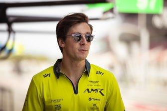 Алекс Линн, Aston Martin Racing