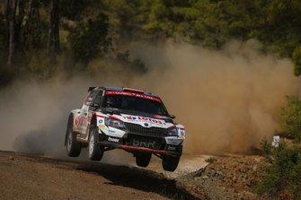 Kajetan Kajetanowicz, Maciej Szczepaniak, Skoda Fabia R5, Rally Turkey, WRC, WRC 2