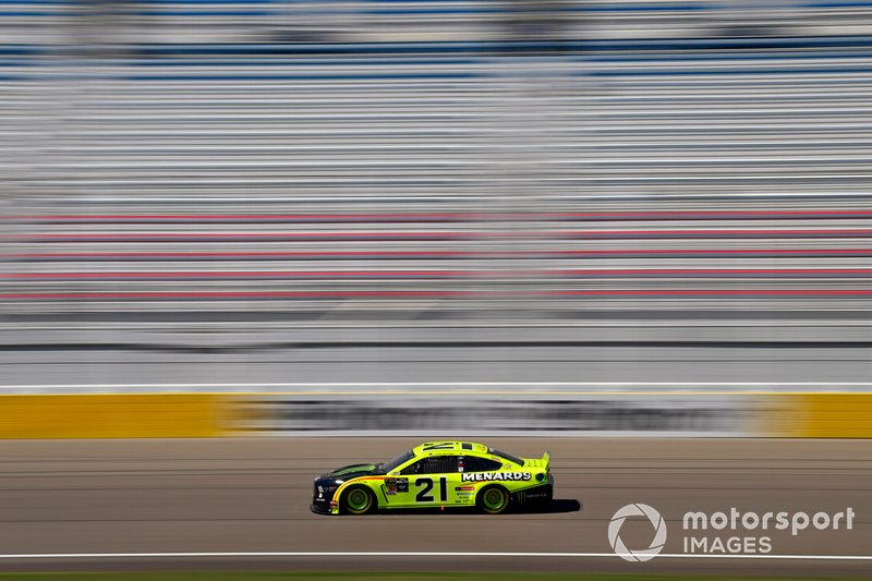 Paul Menard, Wood Brothers Racing, Ford Mustang Menards / Monster