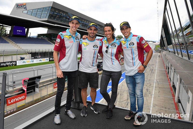 Alex Marquez, Marc VDS Racing, Di Meglio, Xavi Vierge, Marc VDS Racing