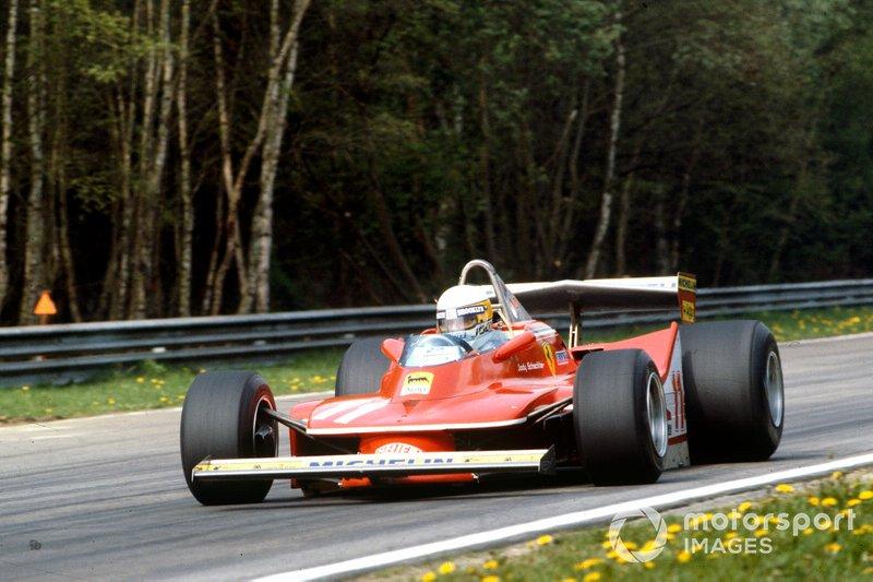1979 Jody Scheckter, Ferrari