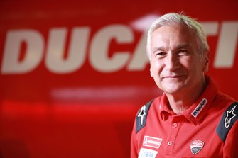 Руководитель команды Ducati Team Давиде Тардоцци