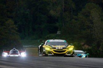 #57 Heinricher Racing w/Meyer Shank Racing Acura NSX GT3: Katherine Legge, Ana Beatriz, Christina Nielsen