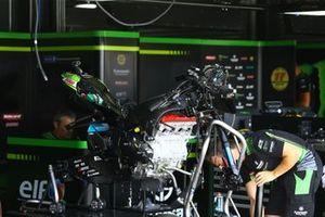 La moto di Jonathan Rea, Kawasaki Racing Team