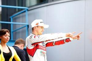 Podio: Nico Müller, Audi Sport Team Abt Sportsline