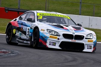 #3 Century Motorsport BMW M6 GT3: Dominic Paul, Ben Green