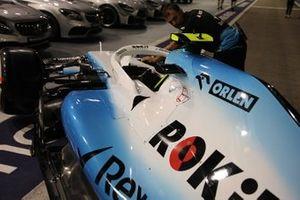 Lateral del Williams FW42