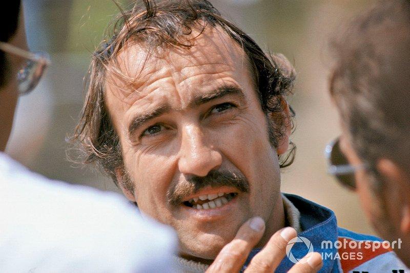 Zandvoort 1974: Clay Regazzoni