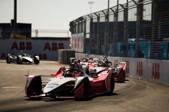 Pascal Wehrlein, Mahindra Racing, M5 Electro, Jérôme d'Ambrosio, Mahindra Racing, M5 Electro