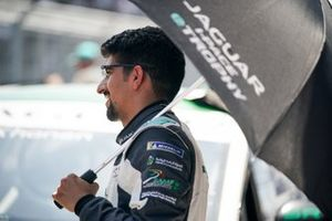 Ahmed Bin Khanen, Saudi Racing sulla griglia