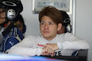 #24 Kondo Racing Nissan GT-R: Mitsunori Takaboshi