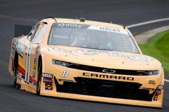 Justin Haley, Kaulig Racing, Chevrolet Camaro LeafFilter