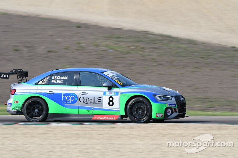 Giacomo Barri, Ermanno Dionisio, BF Motorsport, Audi RS 3 LMS TCR