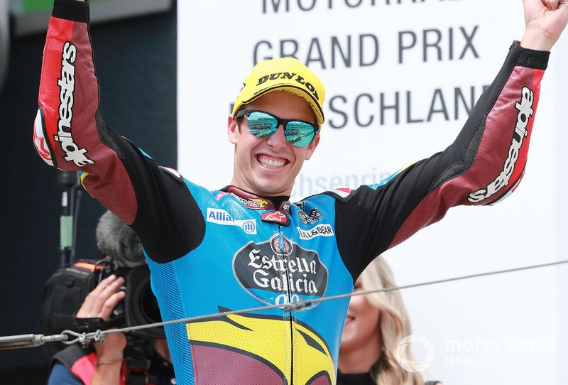 Podio: ganador, Alex Marquez, Marc VDS Racing