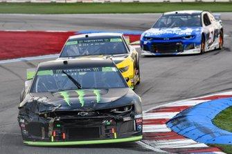 Kurt Busch, Chip Ganassi Racing, Chevrolet Camaro Monster Energy, Brad Keselowski, Team Penske, Ford Mustang Alliance Truck Parts, Cody Ware, Petty Ware Racing, Chevrolet Camaro JACOB COMPANIES