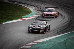 #9 Boutsen Ginion BMW M6 GT3: Karim Ojjeh, Gennaro Bonafede