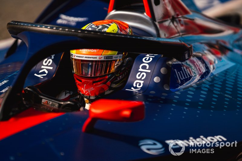 11. Formula E: Robin Frijns to Virgin Racing