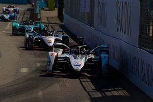 Jose Maria Lopez, Dragon Racing, Penske EV-3, Sébastien Buemi, Nissan e.Dams, Nissan IMO1
