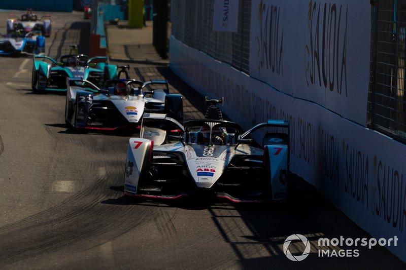 Jose Maria Lopez, Dragon Racing, Penske EV-3 Sébastien Buemi, Nissan e.Dams, Nissan IMO1