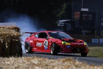 Toyota Ferrari Ryan Tuerck