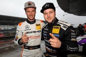 #6 BLACK FALCON Team AutoArena Motorsport Mercedes-AMG GT3: Maro Engel, Patrick Assenheimer