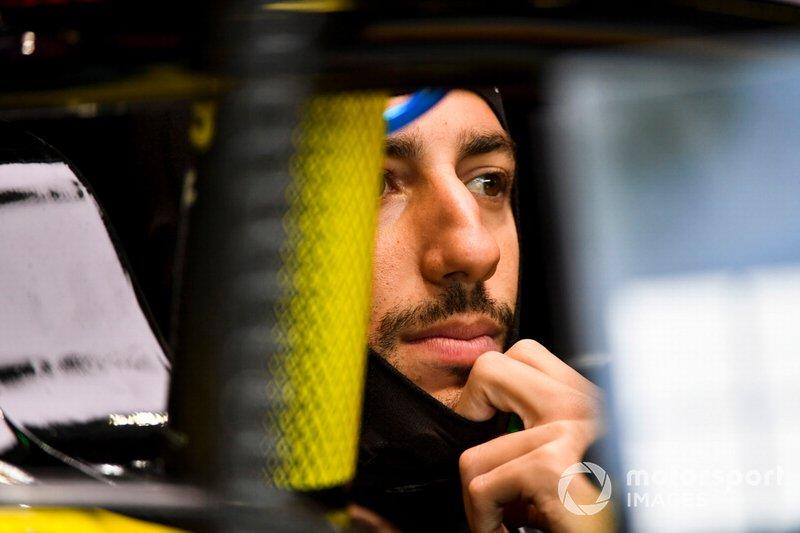 Daniel Ricciardo, Renault F1 Team - 10 puan